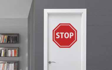 Vinilo Stop