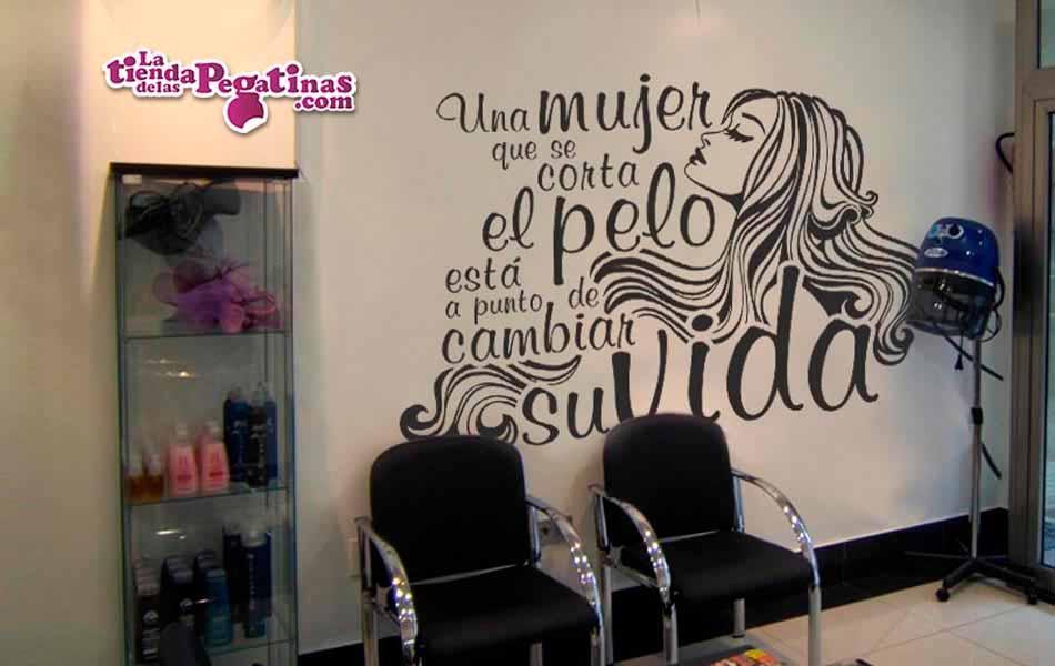 Fotos de peluquerias elivelimen peluquera de caballeros for Salones de peluqueria decoracion fotos