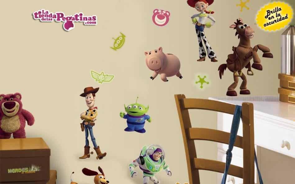 vinilo decorativo Toy Story 3