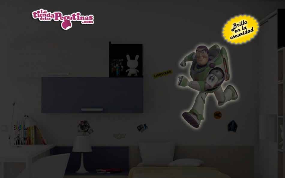 pegatina luminosa Toy Story