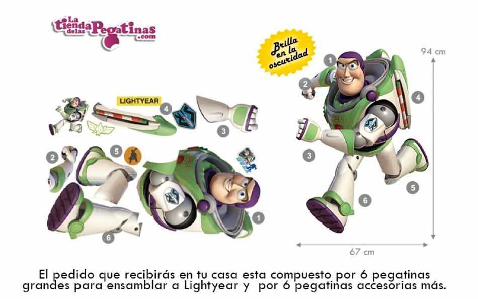 vinilo toy story buzz
