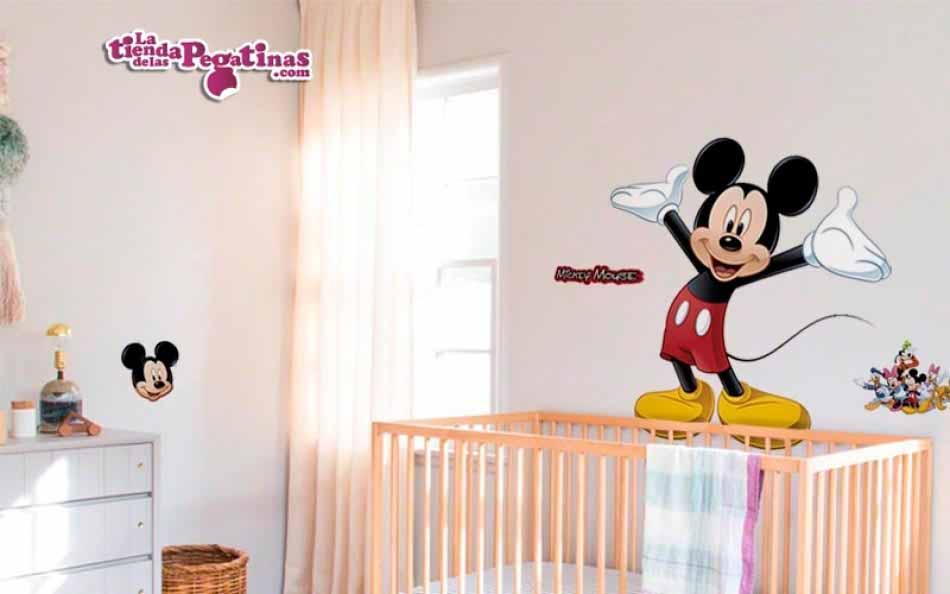 Vinilo Mickey Mouse gigante