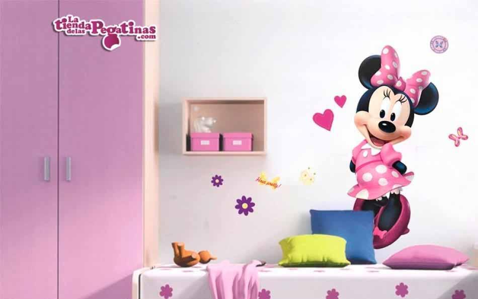 Vinilo infantil - Minnie