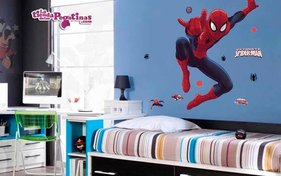 Vinilo Spiderman
