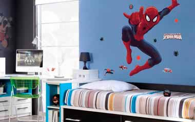 Vinilo Spiderman